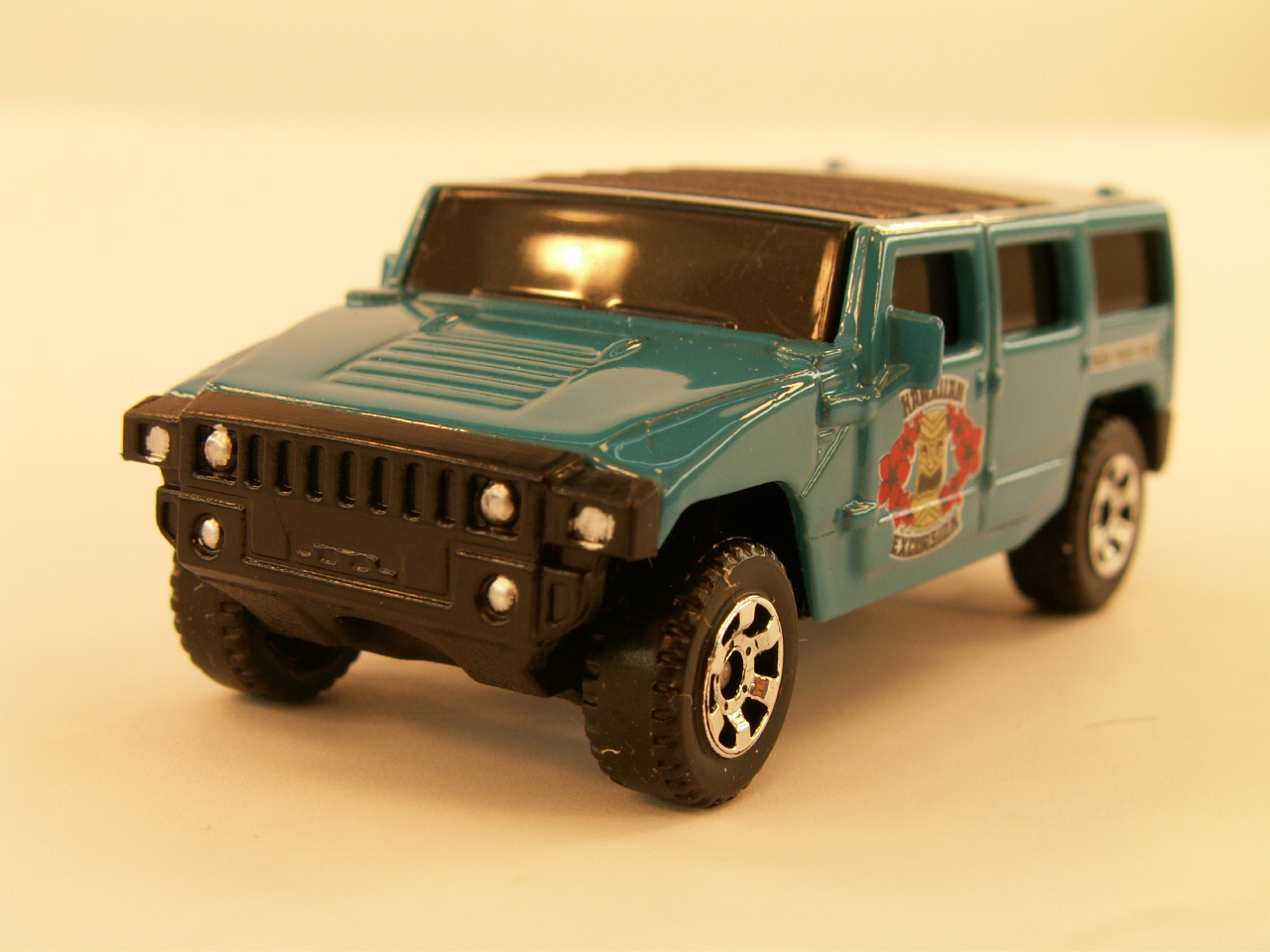 2002 Hummer H2 SUV Concept photo - 1