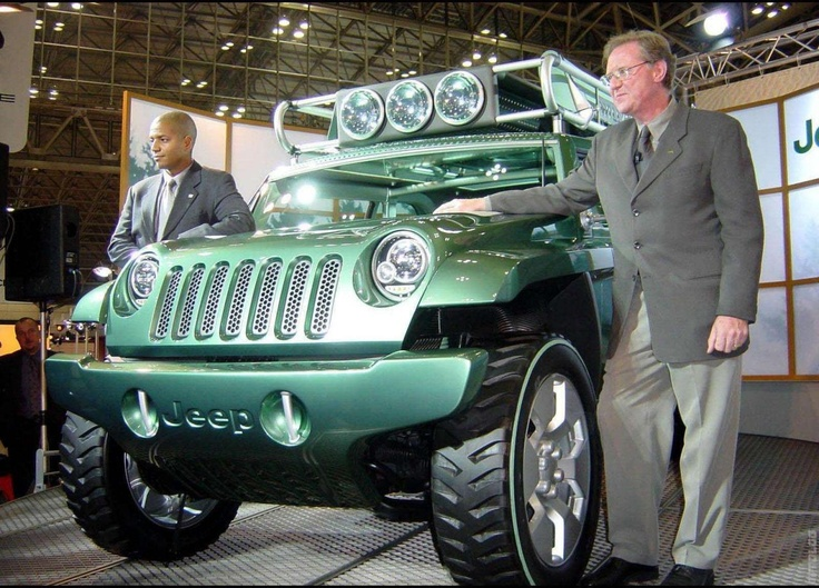 2002 Jeep Willys2 Concept photo - 2