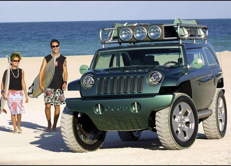 2002 Jeep Willys2 Concept photo - 3