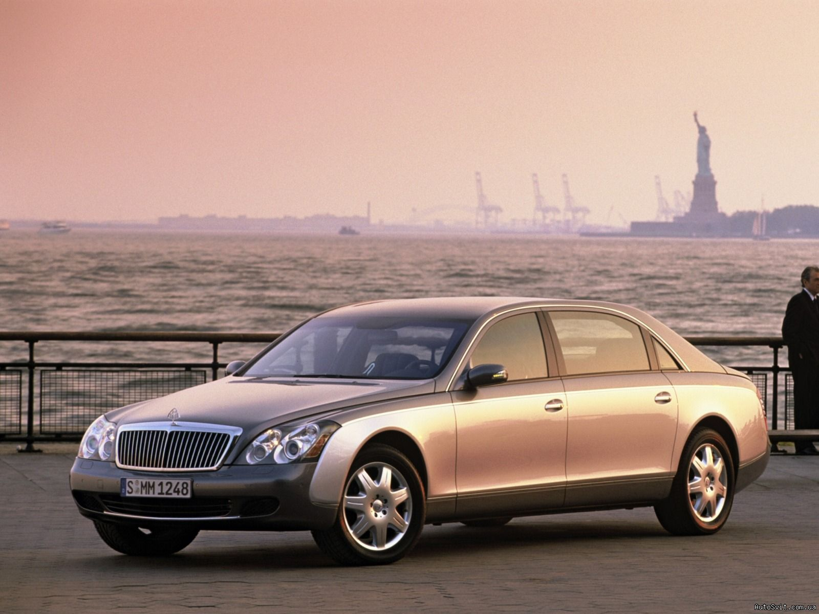 2002 Maybach 62 photo - 2