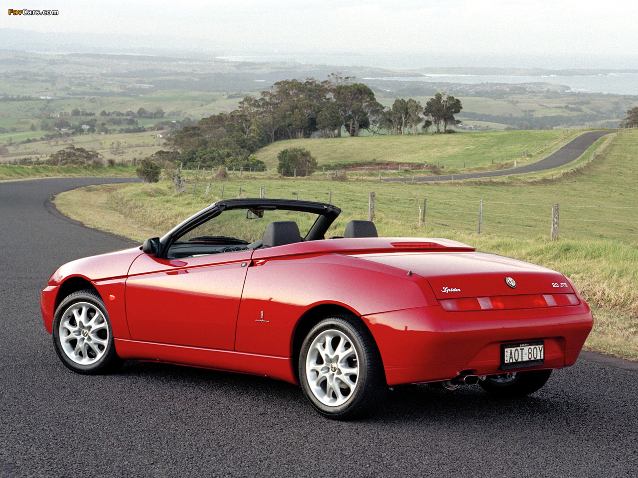 2003 Alfa Romeo Spider photo - 2