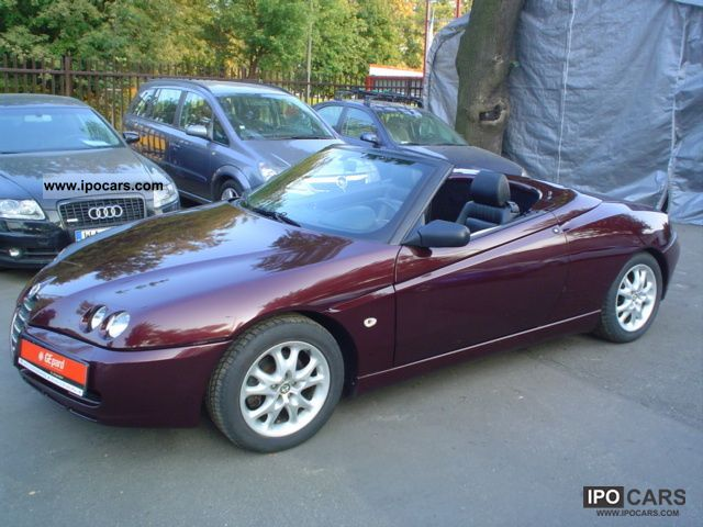 2003 Alfa Romeo Spider photo - 3