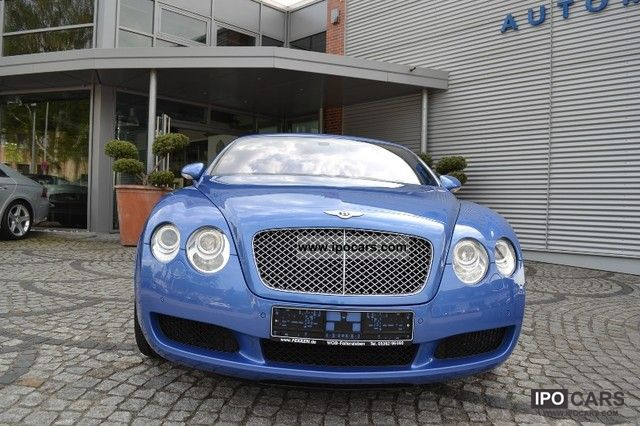 2003 Bentley Continental R photo - 3