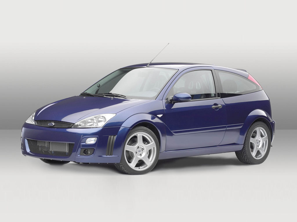 2003 Ford Focus RS8 with Cammer Engine photo - 2