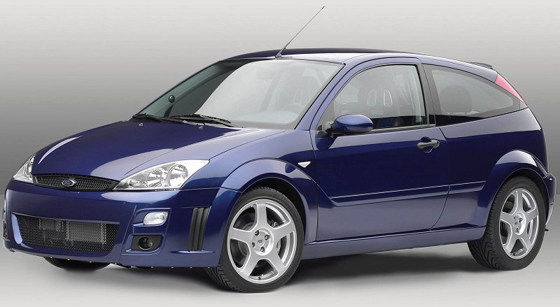 2003 Ford Focus RS8 with Cammer Engine photo - 3