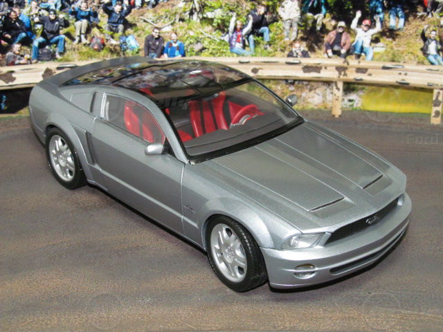 2003 Ford Mustang GT Coupe Concept photo - 1