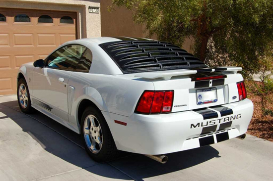 2003 Ford Mustang Pony photo - 3