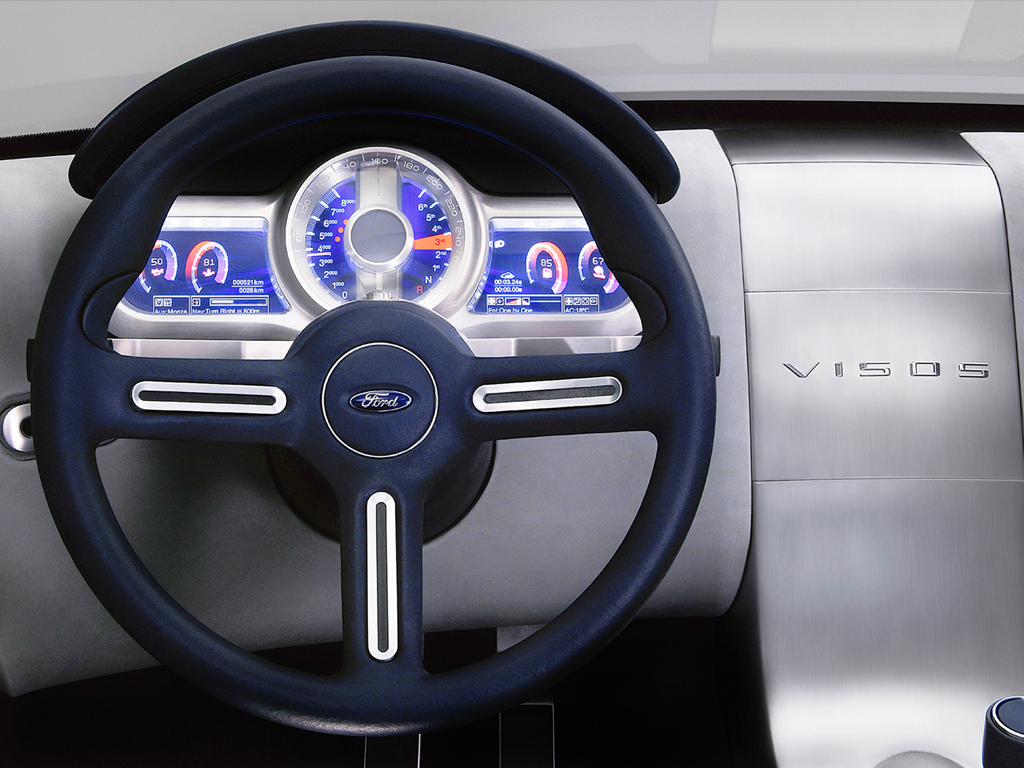 2003 Ford Visos Concept photo - 3