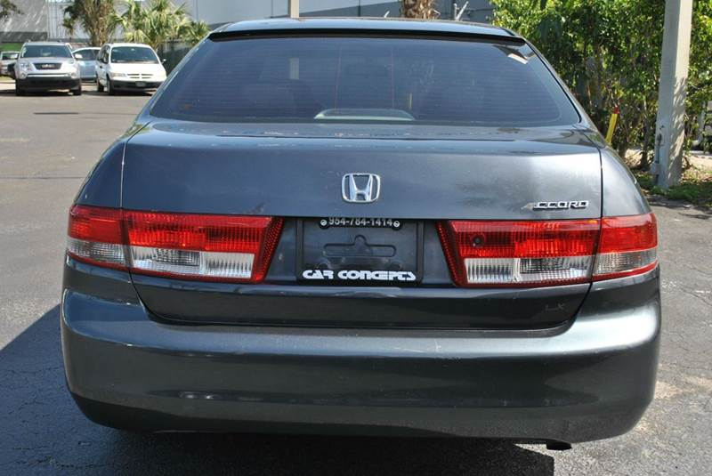2003 Honda Accord Concept photo - 2