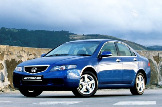 2003 Honda Accord EuroR photo - 1