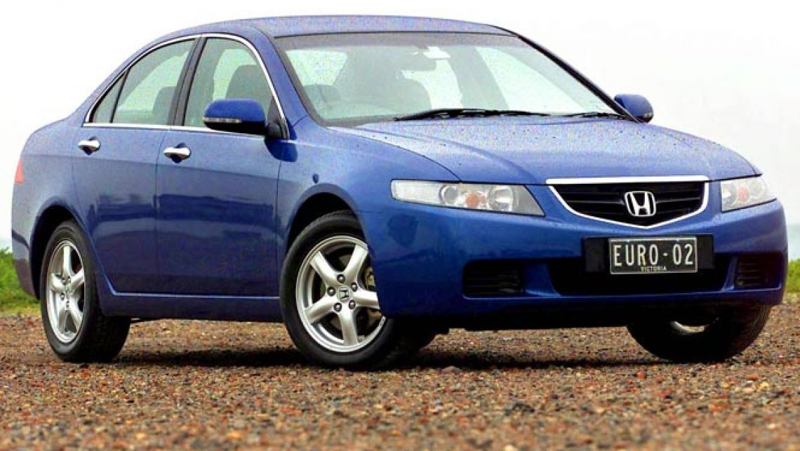 2003 Honda Accord EuroR photo - 2