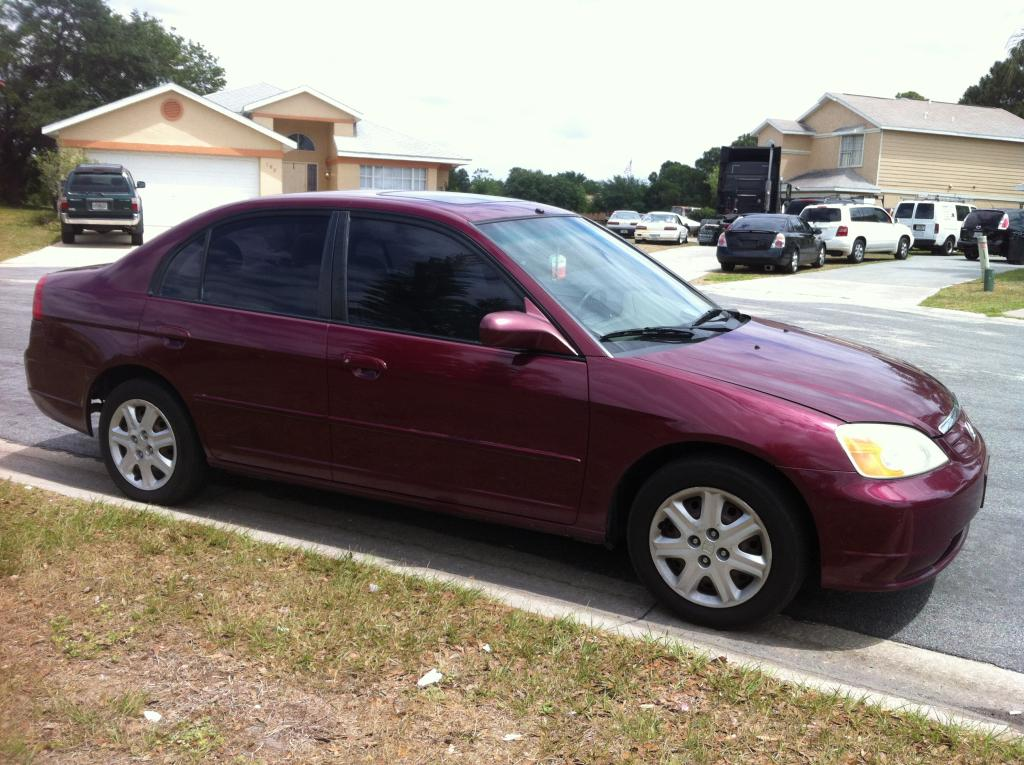 2003 Honda Civic Sedan photo - 1