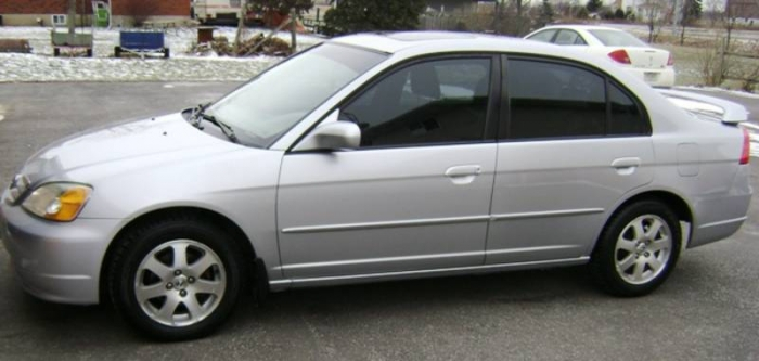 2003 Honda Civic Sedan photo - 2