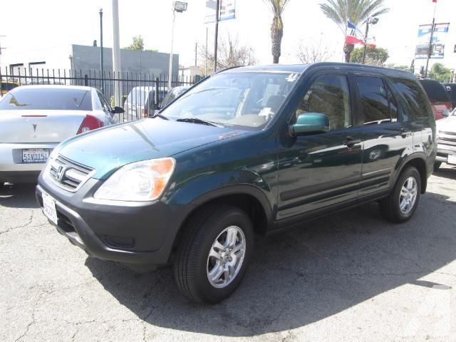 2003 Honda CR V photo - 1