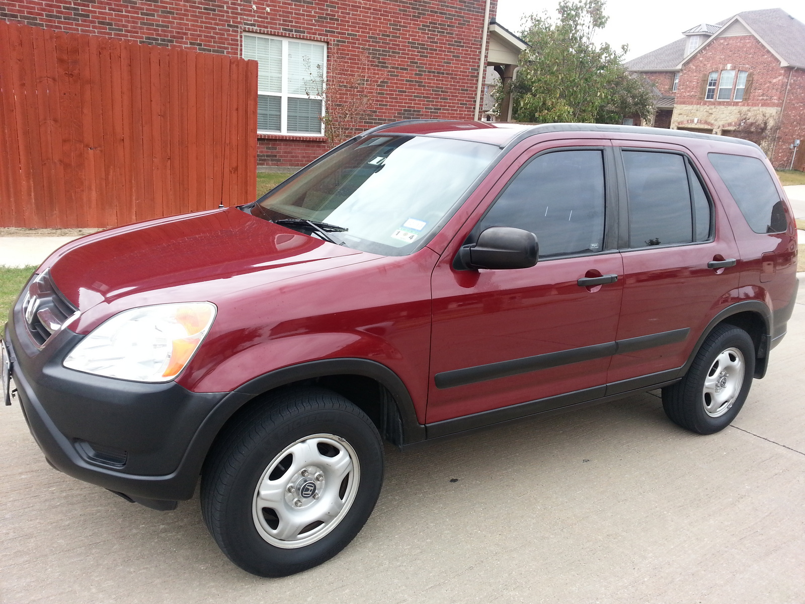2003 Honda CR V photo - 2