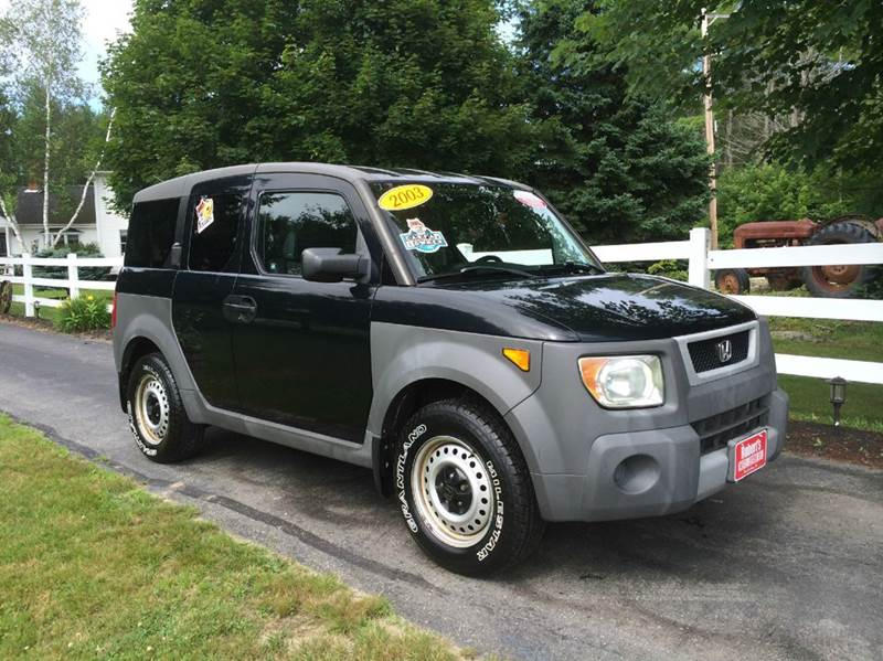 2003 Honda Element DX Photo