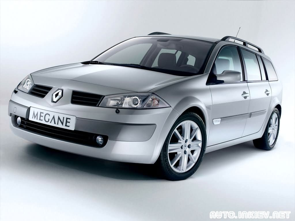 2003 Renault Megane II CoupeCabriolet 1.6 Privilege Version photo - 3