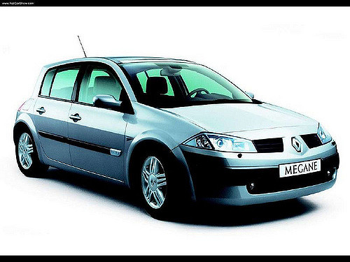 2003 Renault Megane II Sport Hatch photo - 1