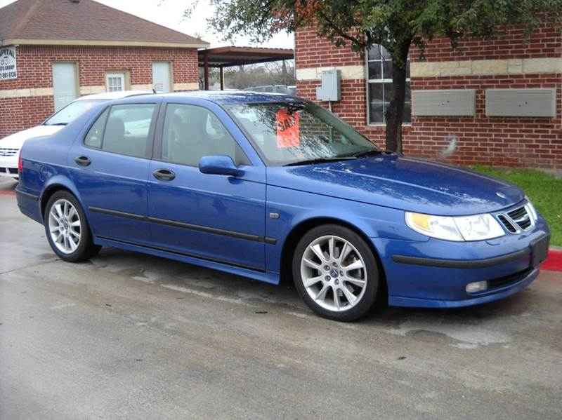 2003 Saab 95 Aero Sedan Car Photos Catalog 2018