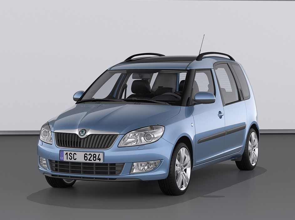 2003 Skoda Roomster Concept photo - 3