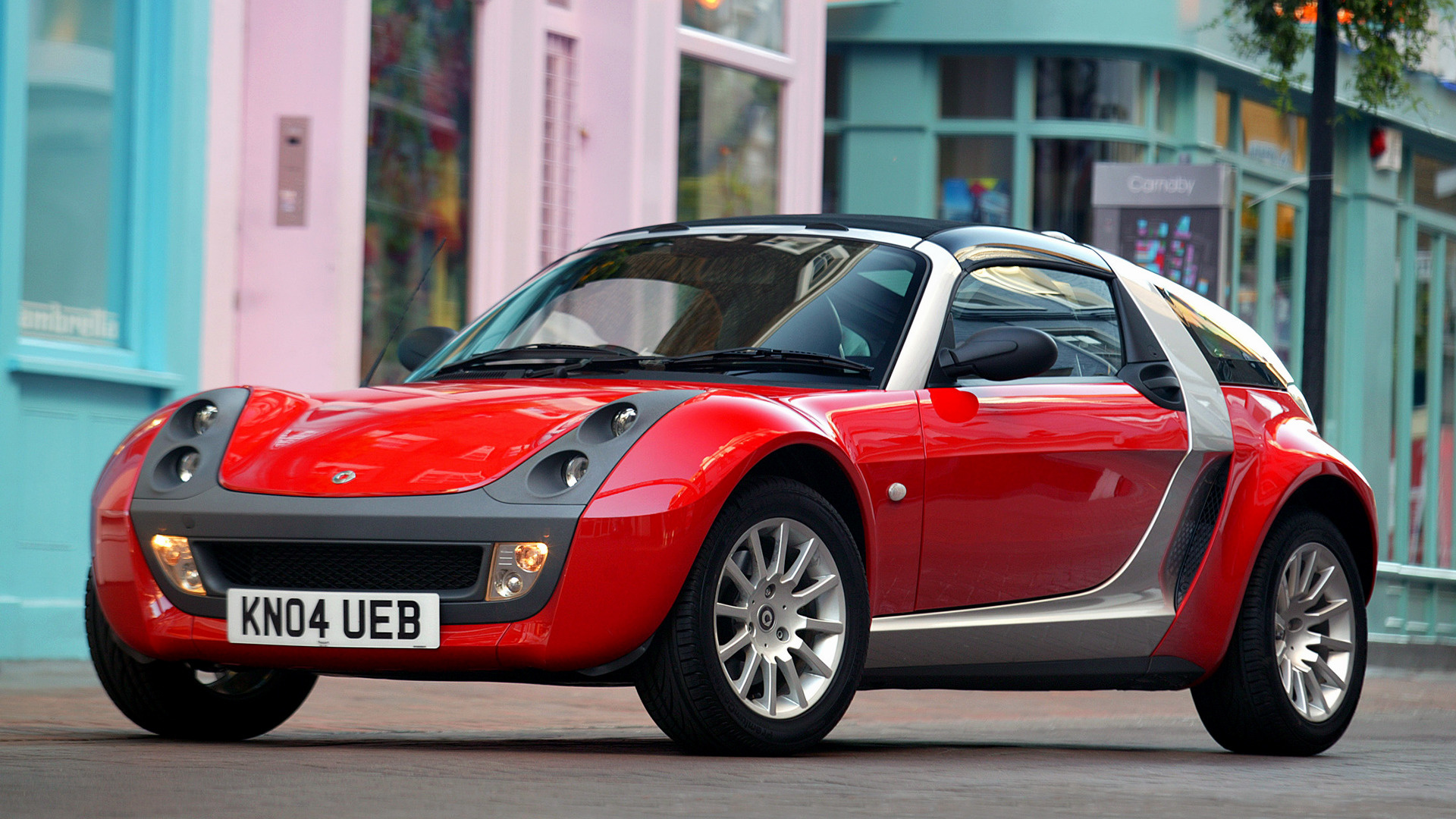 2003 Smart Roadster Coupe photo - 2