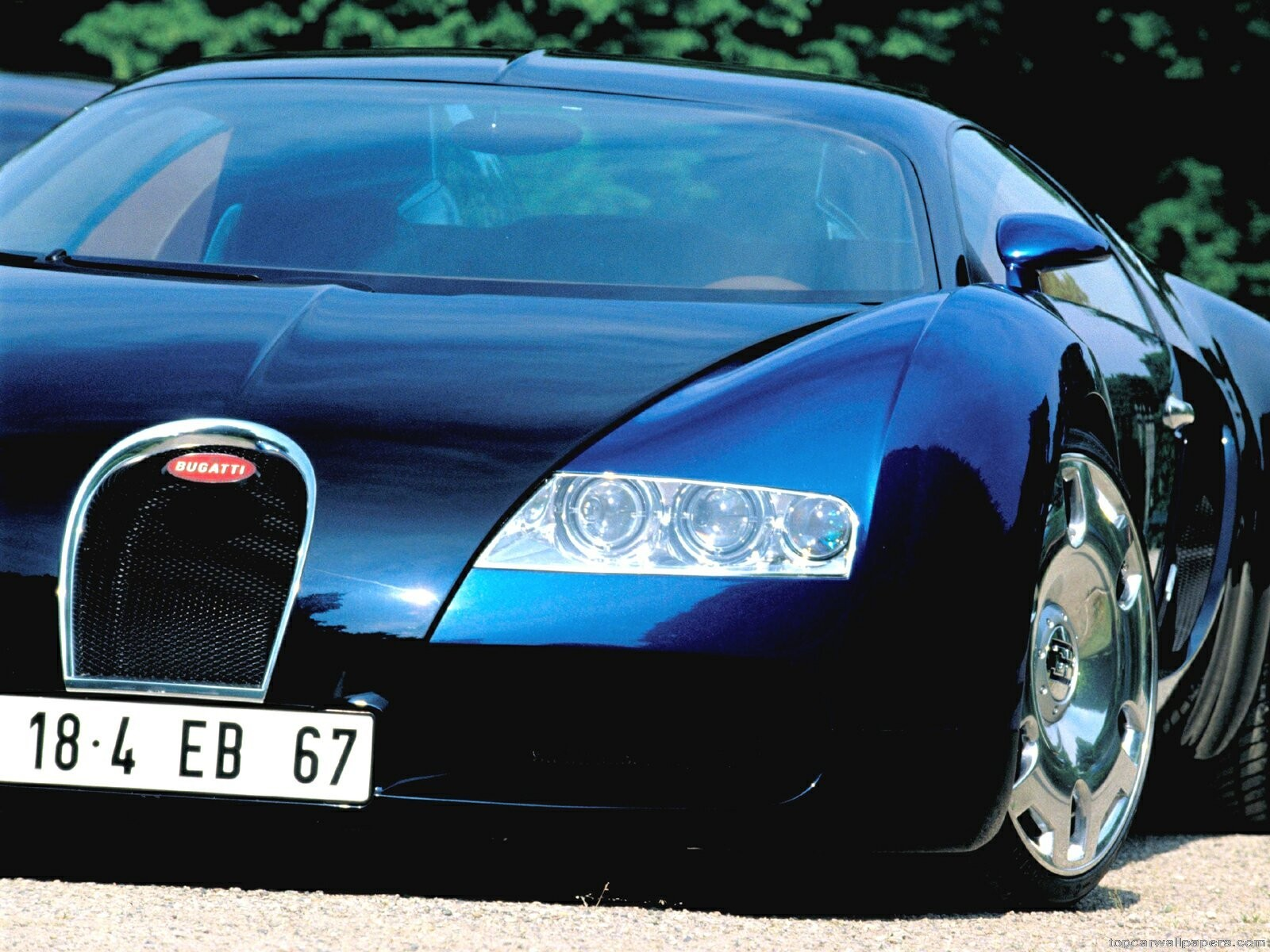 2004 Bugatti EB 164 Veyron photo - 3