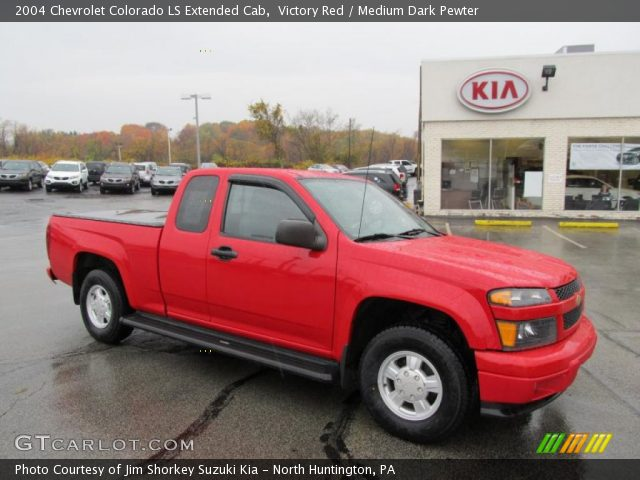 2004 Chevrolet Colorado LS Extended Cab photo - 1