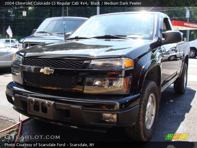 2004 Chevrolet Colorado LS Regular Cab photo - 2
