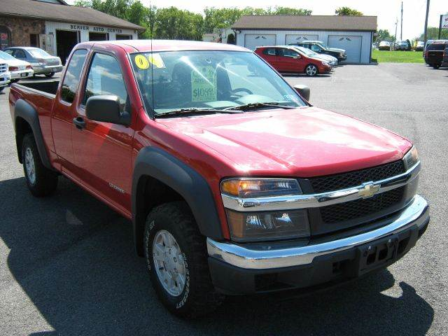 2004 Chevrolet Colorado LS Z71 Extended Cab photo - 1