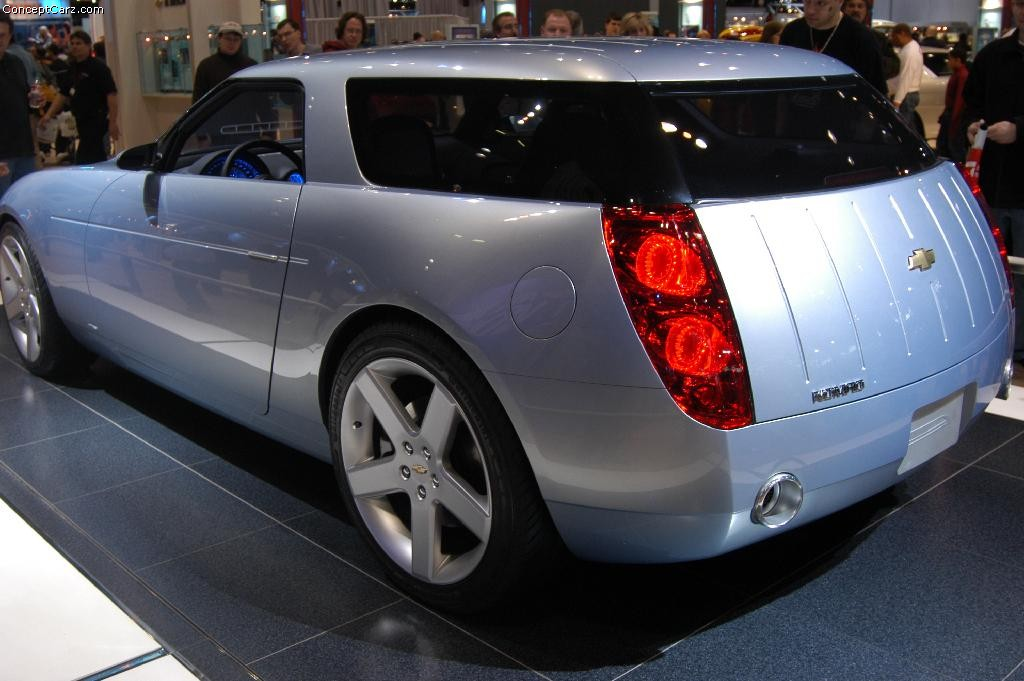 2004 Chevrolet Nomad Concept photo - 3
