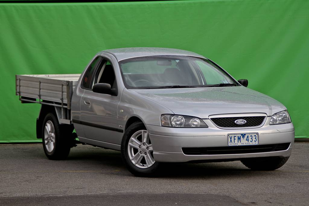 2004 Ford BA MkII Falcon Ute photo - 1