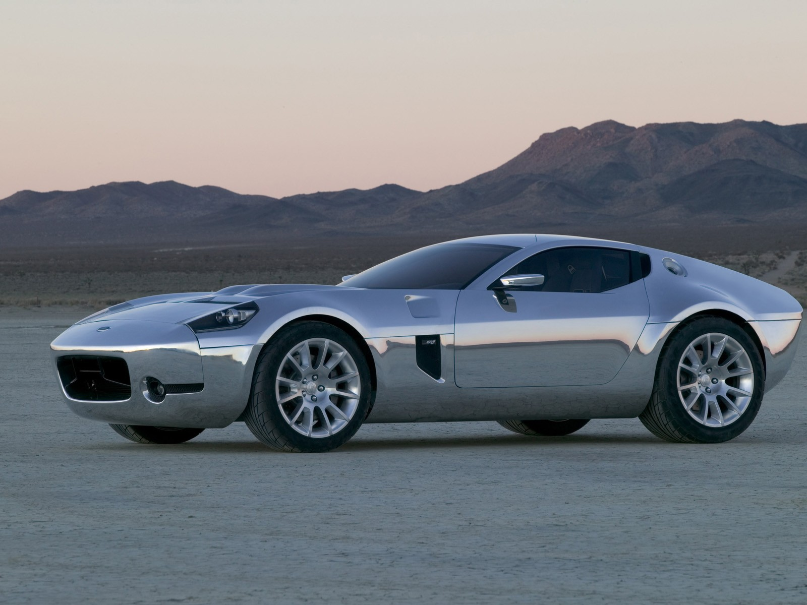 2004 Ford Shelby GR1 Concept photo - 2