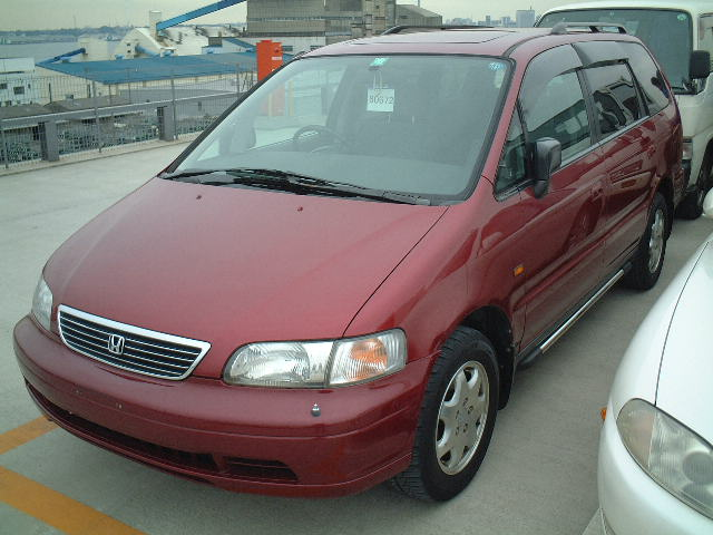 2004 Honda Odyssey L Type Japanese Version photo - 2