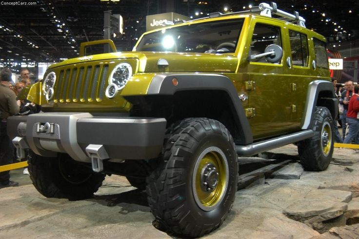 2004 Jeep Rescue Concept photo - 3