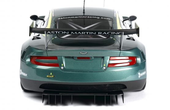 2005 Aston Martin DBR9 photo - 3
