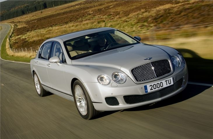 2005 Bentley Continental Flying Spur photo - 1