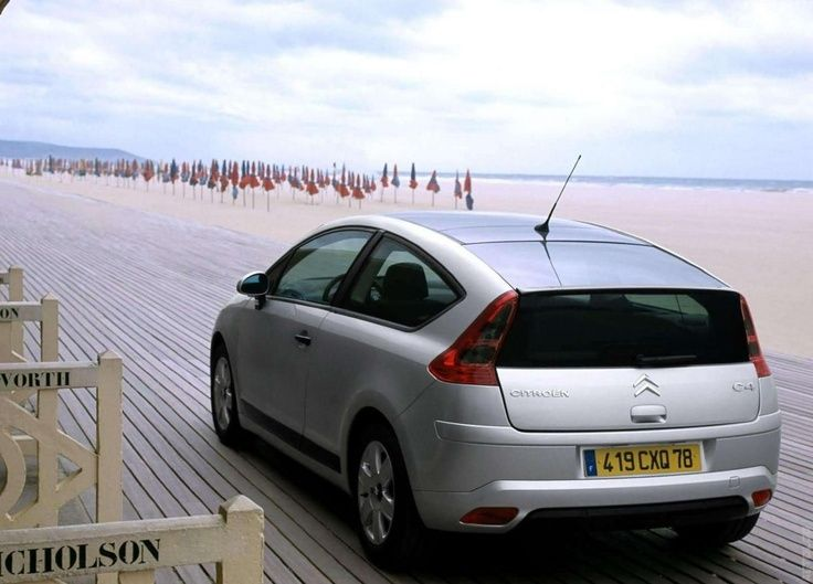 2005 Citroen C4 Coupe With Panoramic Sunroof Car Photos Catalog 2018
