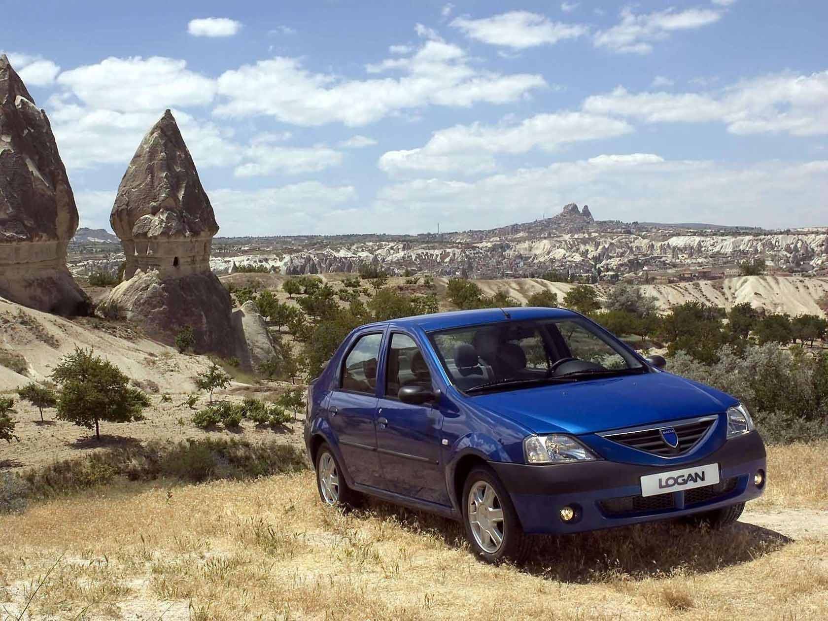2005 Dacia Logan 1.4 MPI photo - 1