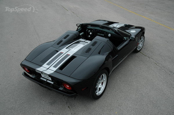 2005 Ford GTX1 Roadster photo - 2