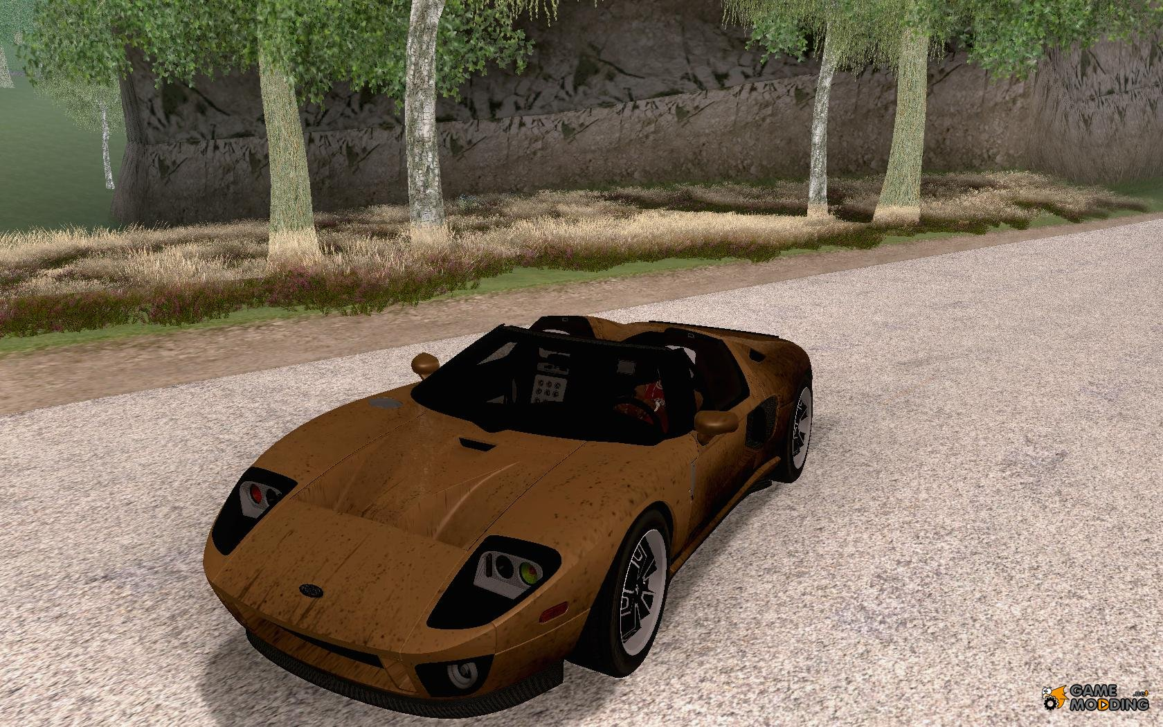 2005 Ford GTX1 Roadster photo - 3