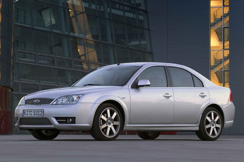 2005 Ford Mondeo photo - 1