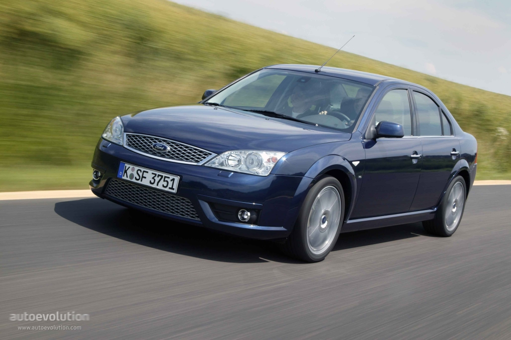 2005 Ford Mondeo photo - 2