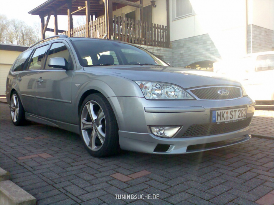 2005 Ford Mondeo photo - 3