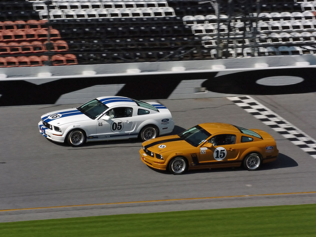 2005 Ford Mustang Racecar Prototype photo - 2