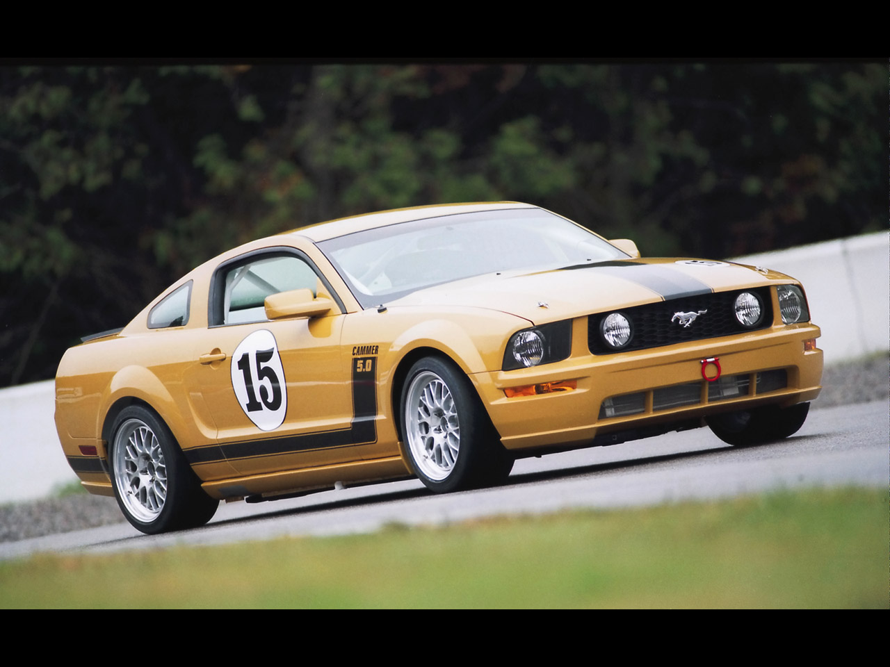 2005 Ford Mustang Racecar Prototype photo - 3