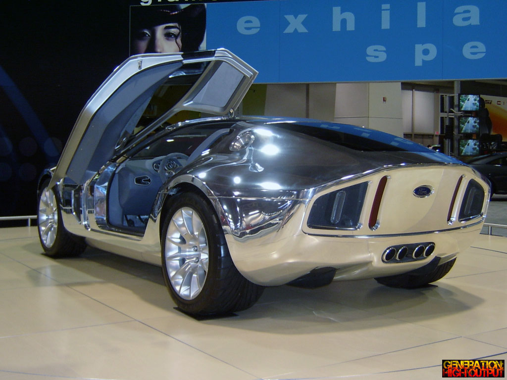 2005 Ford Shelby GR1 Concept photo - 1