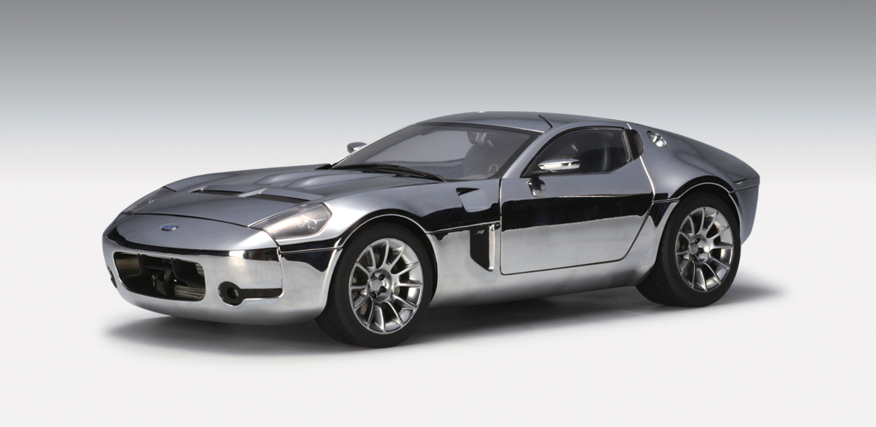 2005 Ford Shelby GR1 Concept photo - 3