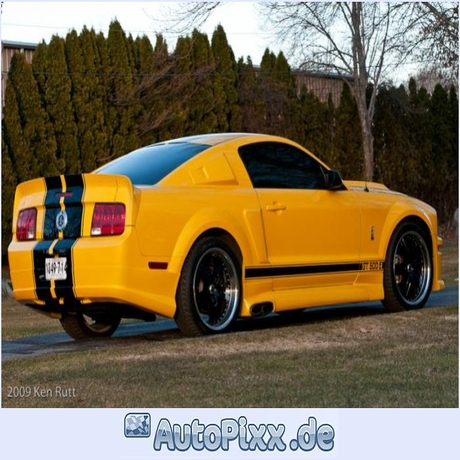 2005 Ford Shelby SVT Cobra GT500 Mustang Show Car photo - 1