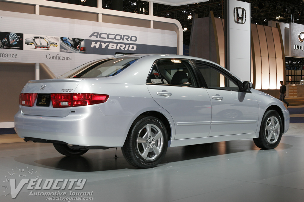 2005 Honda Accord Hybrid photo - 1