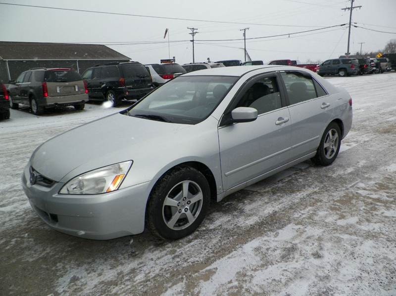 2005 Honda Accord Hybrid photo - 3